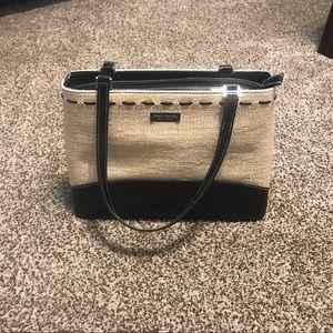 Kate Spade Woven Handbag